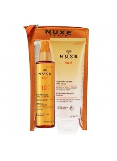 Nuxe Bronzlaştırıcı Renksiz